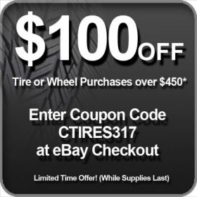 Discount Tire Direct Coupon Code