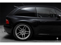 1999 BMW M Coupe in Cosmos Black Metallic over Evergreen & Black Nappa