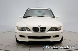 2001 BMW M Coupe in Alpine White 3 over Dark Beige Oregon