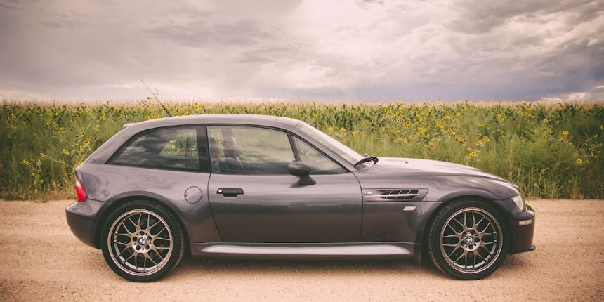 2002 BMW M Coupe BBS RGR
