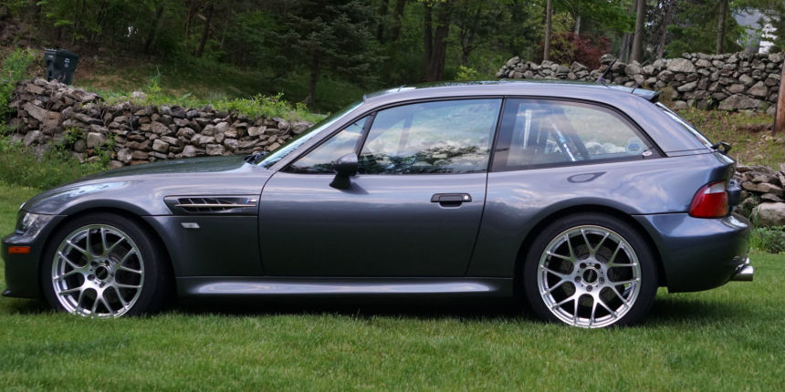 BMW M Coupe Steel Gray - Apex Wheels