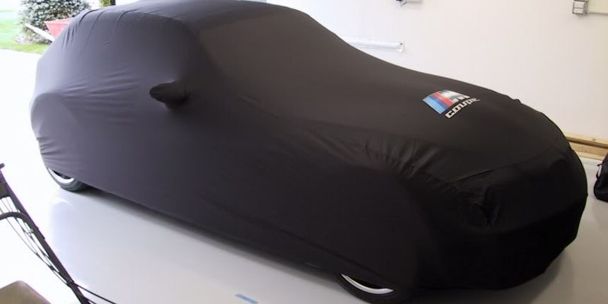BMW M Coupe Indoor Car Cover