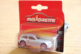 Majorette BMW M Coupe in Silver