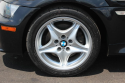 2000 BMW M Coupe in Cosmos Black Metallic over Black Nappa - Front Driver Wheel