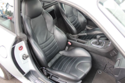 2000 BMW M Coupe in Titanium Silver Metallic over Black Nappa - Passenger Seat