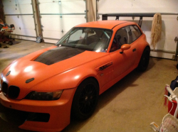 2000 BMW M Coupe in Other over Black Nappa