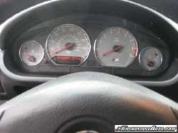 2001 BMW M Coupe in Titanium Silver Metallic over Black Nappa - Gauges
