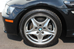 2002 BMW M Coupe in Black Sapphire Metallic over Black Nappa - Front Driver Wheel