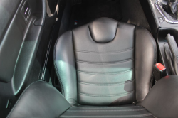 2002 BMW M Coupe in Black Sapphire Metallic over Black Nappa - Driver Seat Detail