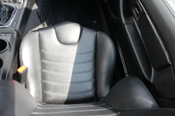 2002 BMW M Coupe in Black Sapphire Metallic over Black Nappa - Passenger Seat Detail