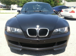 1999 BMW M Coupe in Cosmos Black Metallic over Black Nappa - Front
