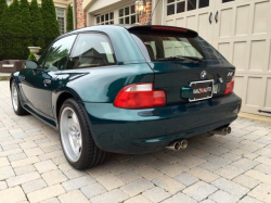 1999 BMW M Coupe in Boston Green Metallic over Dark Beige Oregon