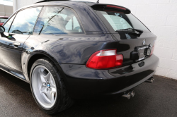 1999 BMW M Coupe in Cosmos Black Metallic over Dark Beige Oregon