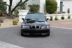 1999 BMW M Coupe in Cosmos Black Metallic over Black Nappa