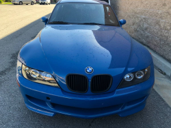 1999 BMW M Coupe in Laguna Seca Blue over Black Nappa