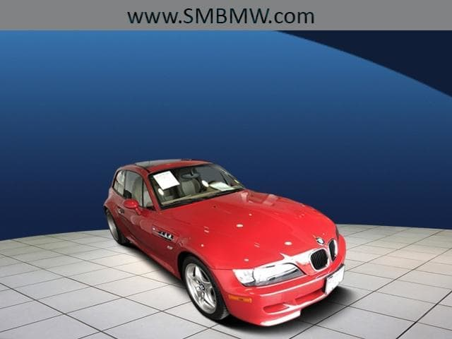 1999 BMW M Coupe in Imola Red 2 over Dark Beige Oregon