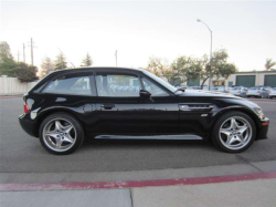 2000 BMW M Coupe in Cosmos Black Metallic over Dark Beige Oregon
