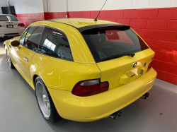 2000 BMW M Coupe in Dakar Yellow 2 over Black Nappa