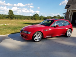 2000 Imola Red over Black in Greenville, SC