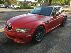 2000 Imola Red over Black