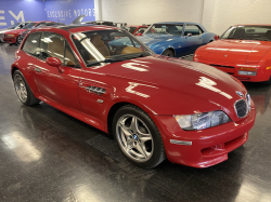 2001 BMW M Coupe in Imola Red 2 over Special Order