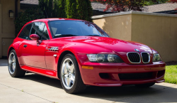 2002 Imola Red over Dark Gray