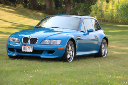 2002 Laguna Seca Blue over Dark Gray in WI
